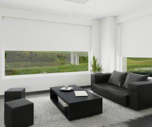 Cortinas Roller BlackOut para Dormitorios