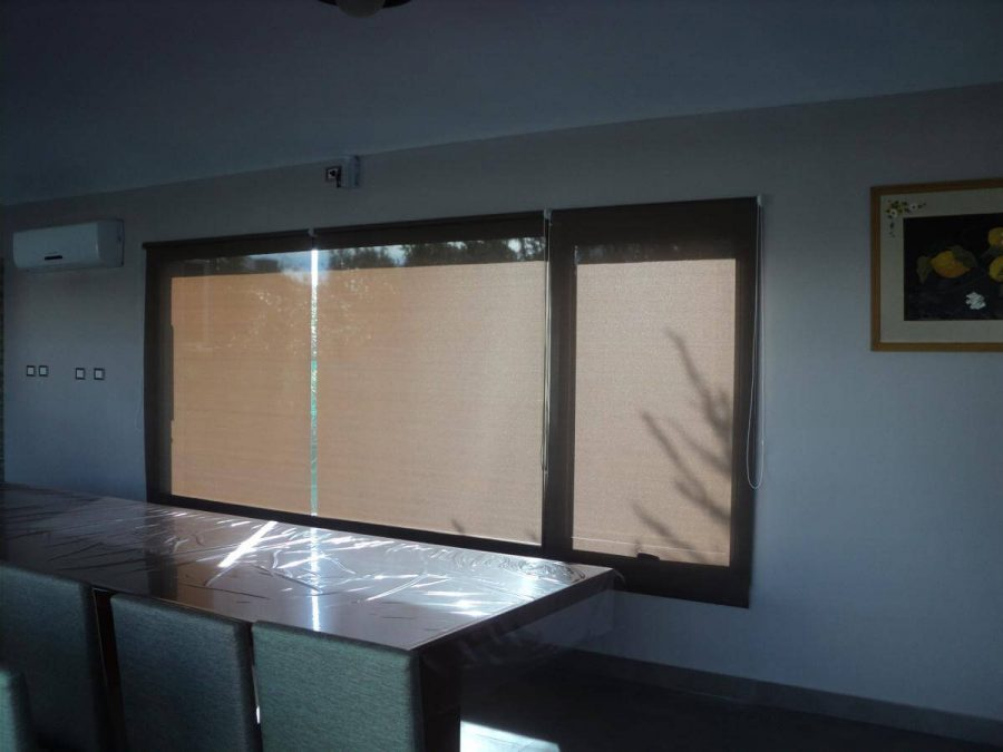 Cortinas Roller SunScreen en Chaco
