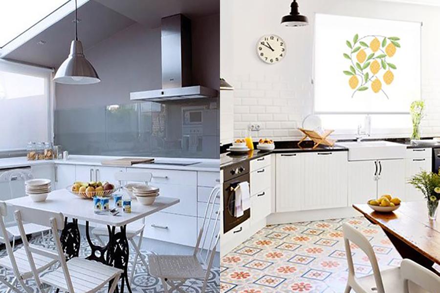 Cortinas Roller y Cocinas 2021