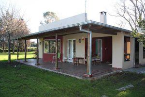 Cortinas Roller y Cottage Style en Country Los Nogales Tucumán