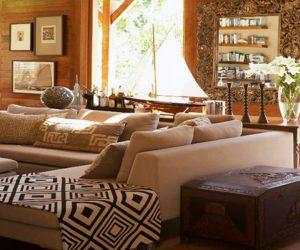 Cortinas Roller y Deco Maximalista. Cinco Tips para tu Casa
