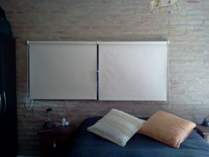 Cortinas Roller doble