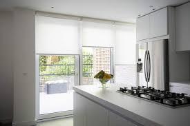 cortinas roller sunscreen cocina